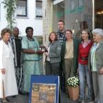 Besuch von Sophie und Michel und Kabré